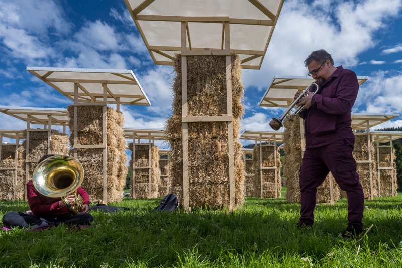 Festival Supergau für zeitgenössische KUnst (18 Projekte vom 14.-24.05.2021) am 15.05.2021.   Künstlerische Leitung: Tina Hein und Theo Deutinger   Projekt